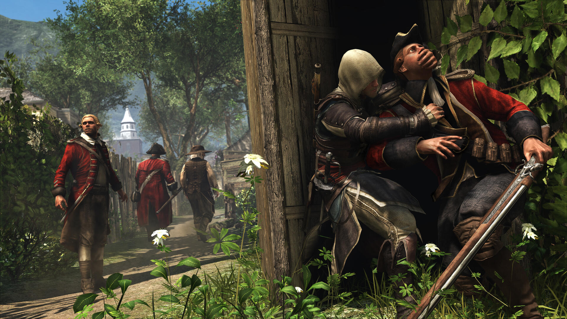 Assassin's Creed 4 Walkthrough: How to Complete Sequences 07, 08 and 09