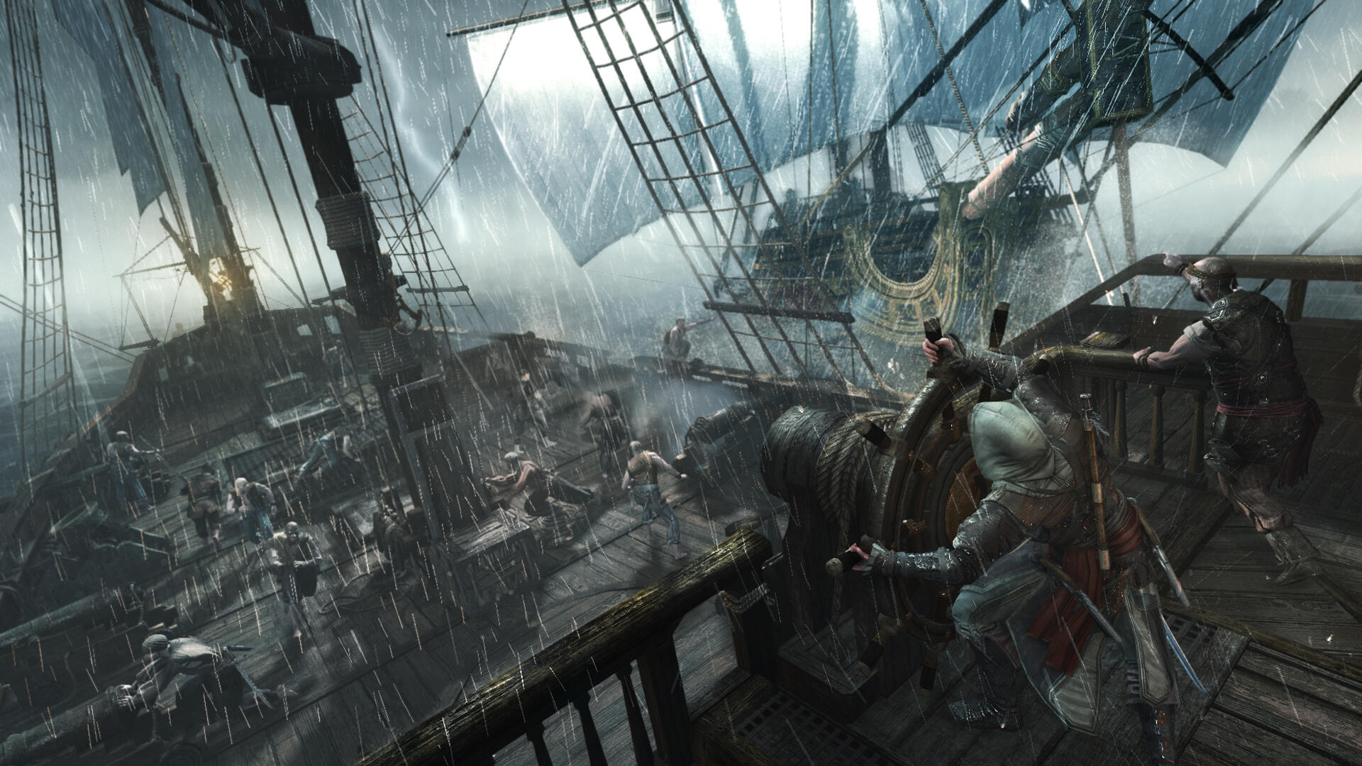 Assassin's Creed 4 Walkthrough: How to Complete Sequences 04
