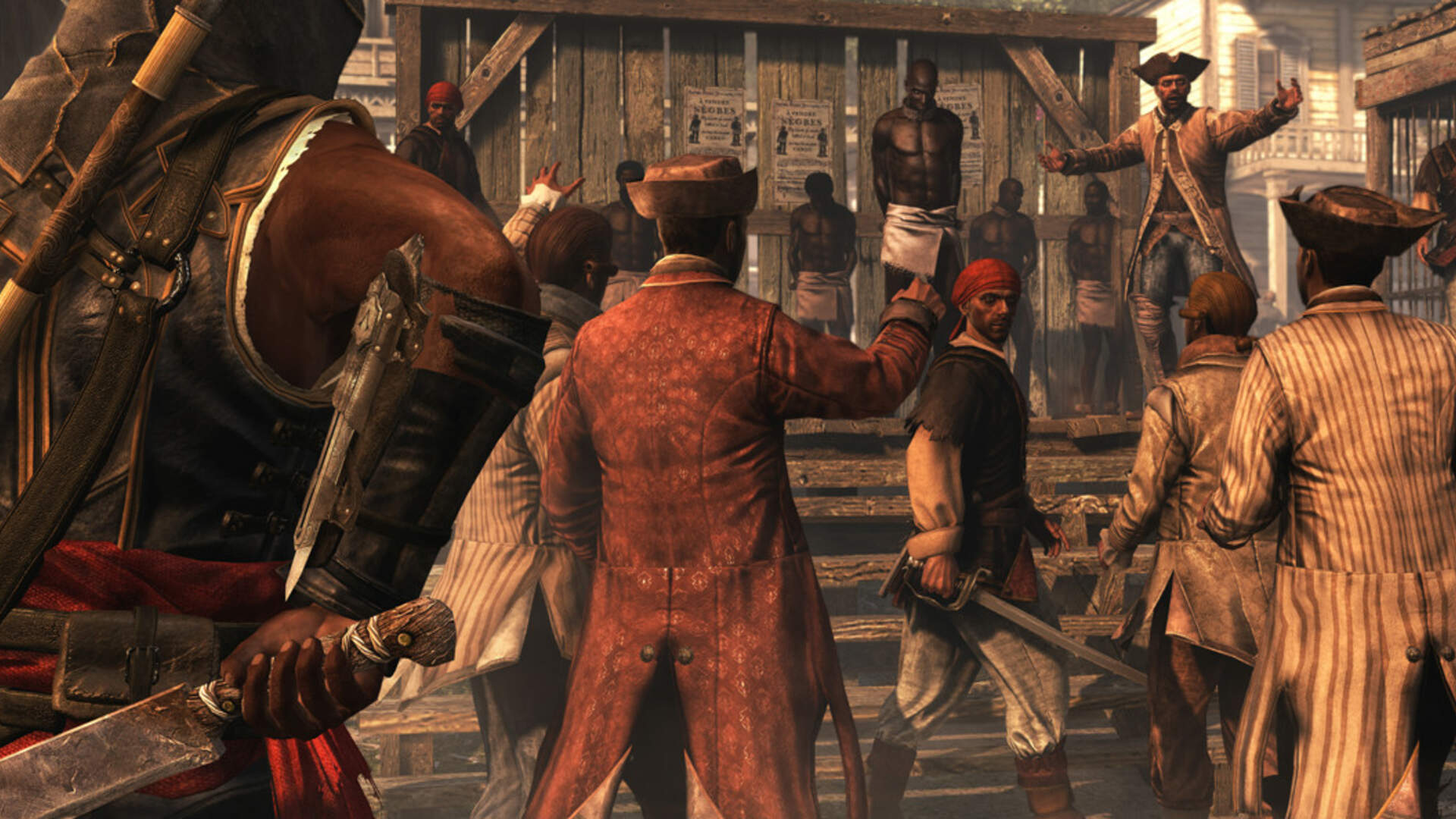 Assassin's Creed IV Freedom Cry: DLC That Digs Deeper