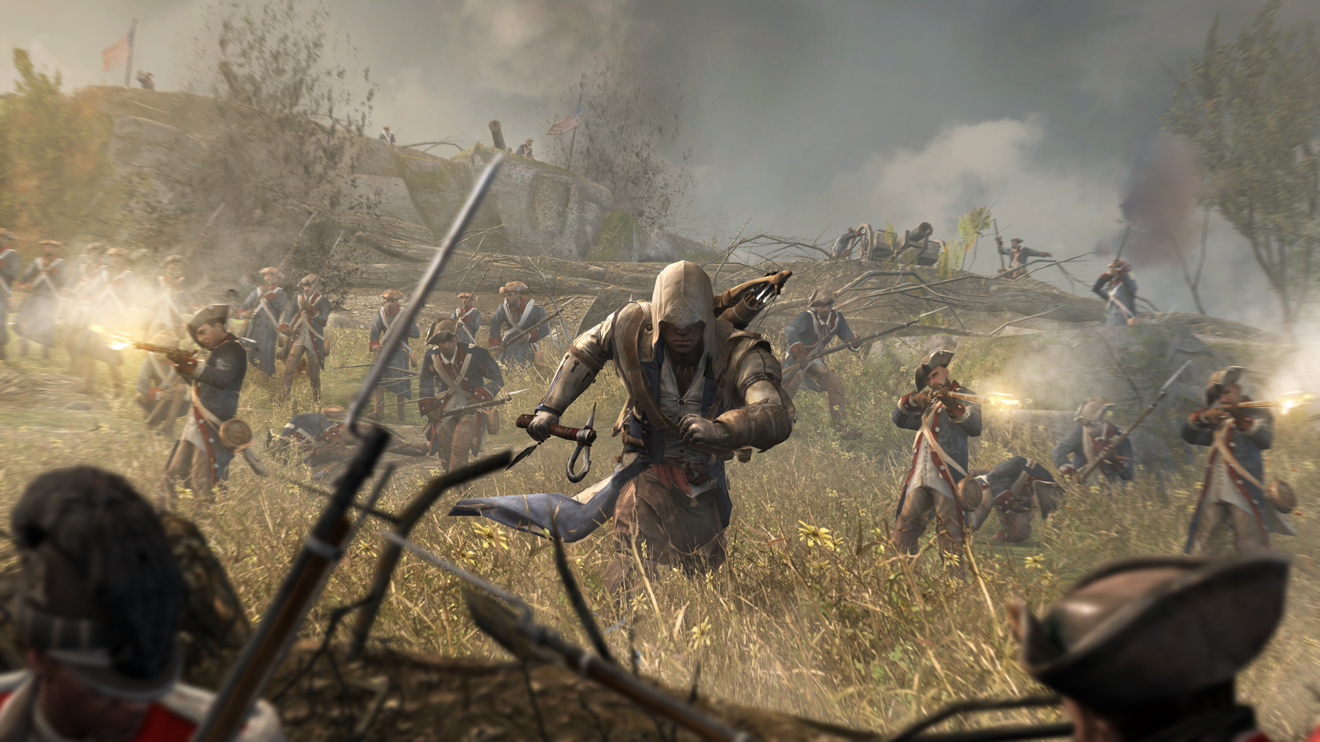 Image result for Assassin's Creed 3 – Remastered 1920x1080