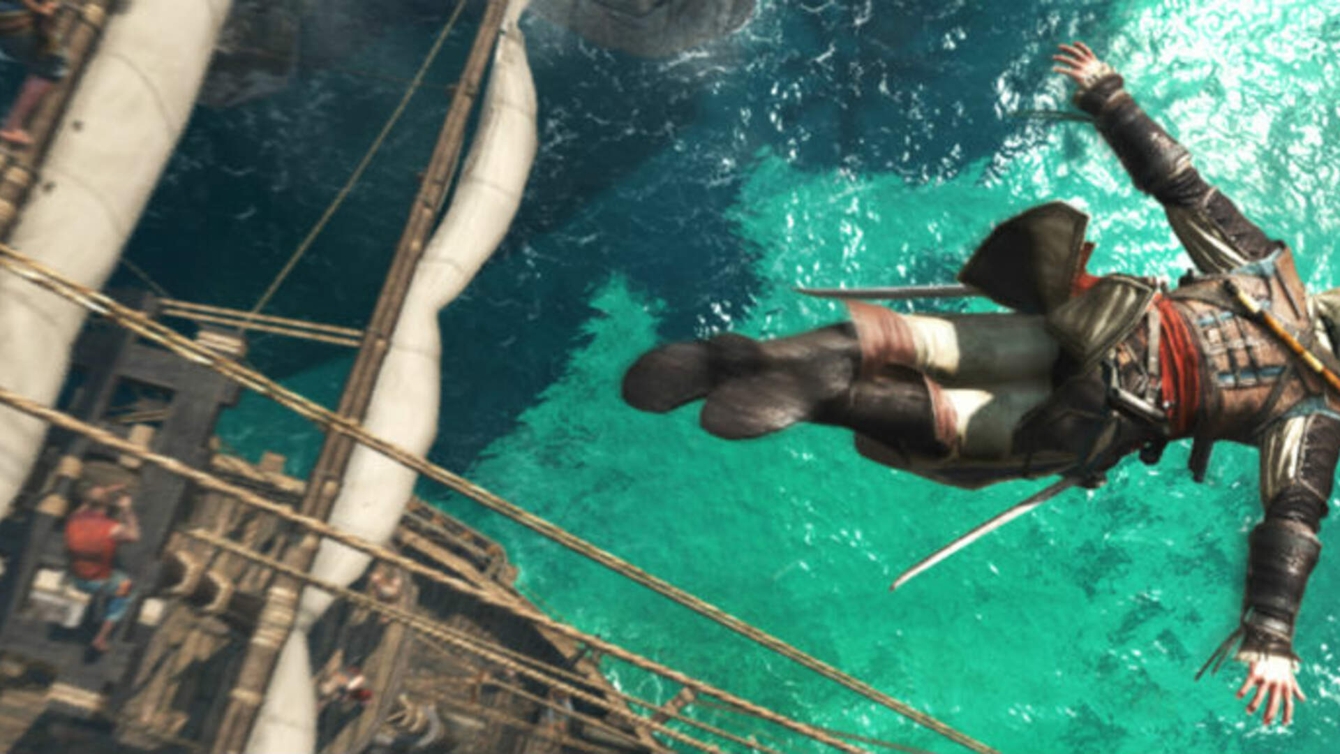 Assassin's Creed 4: Black Flag PS3 Review: Better Than AC3?