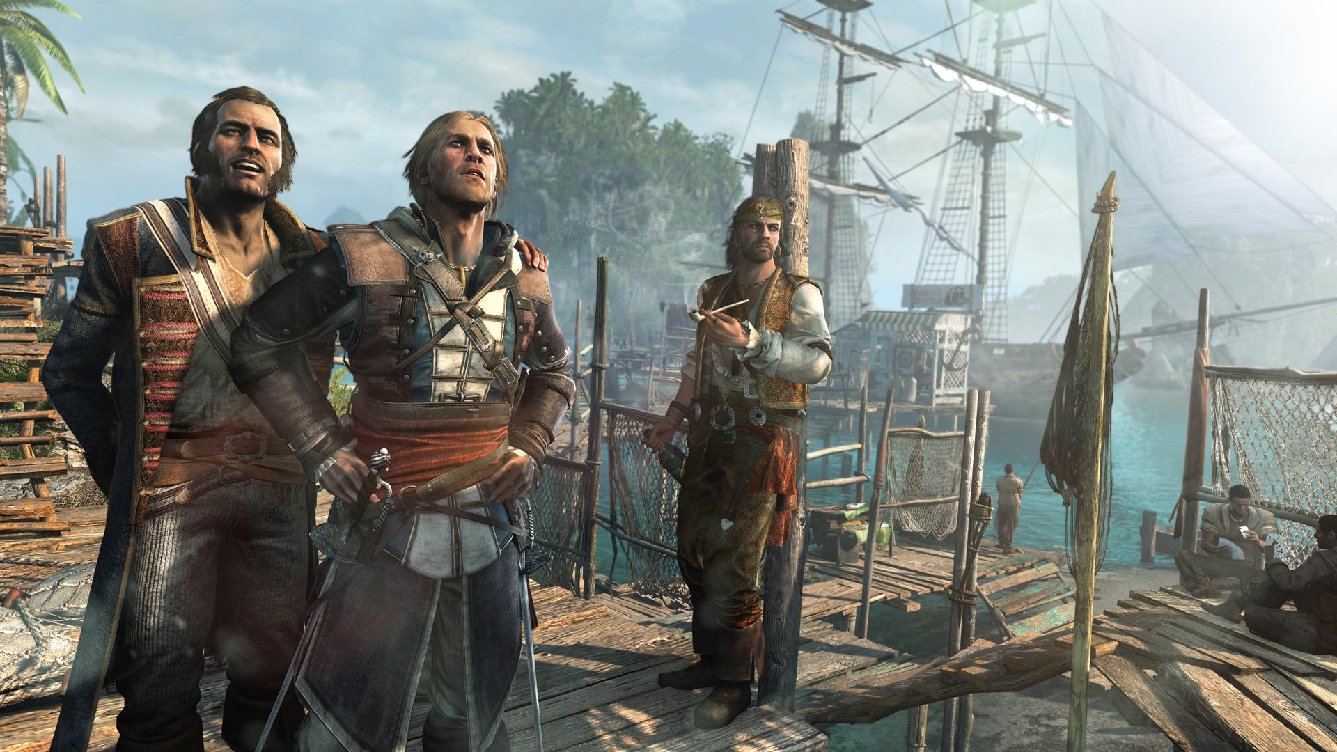Assassin's Creed 4: Black Flag PS3 Review: Better Than AC3 ...