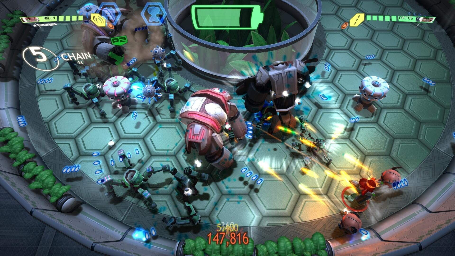 EGX: East Meets West in Assault Android Cactus' Bullet Hell