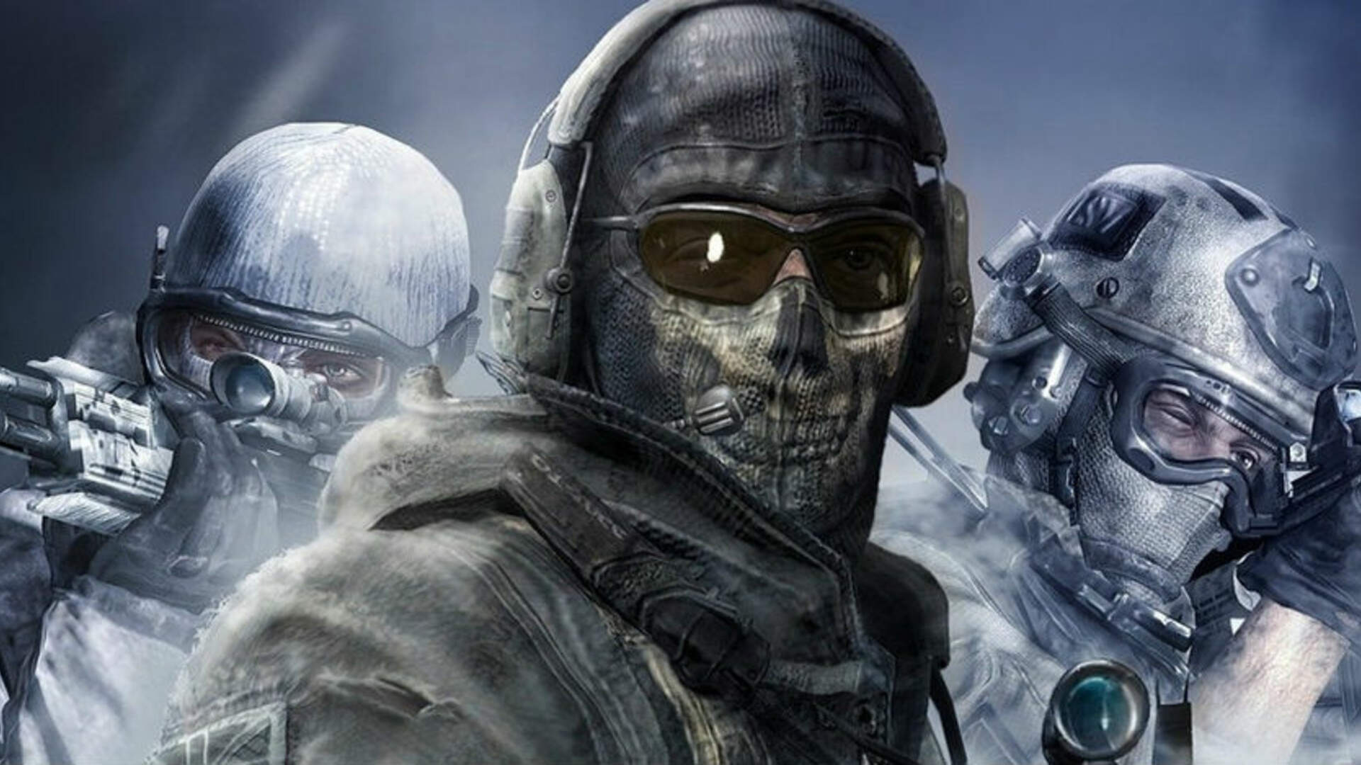Infinity Ward and Neversoft Merge to Form... Infinity Ward