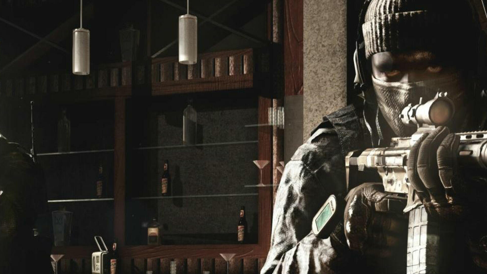 Time for Call of Duty to Take a Break?