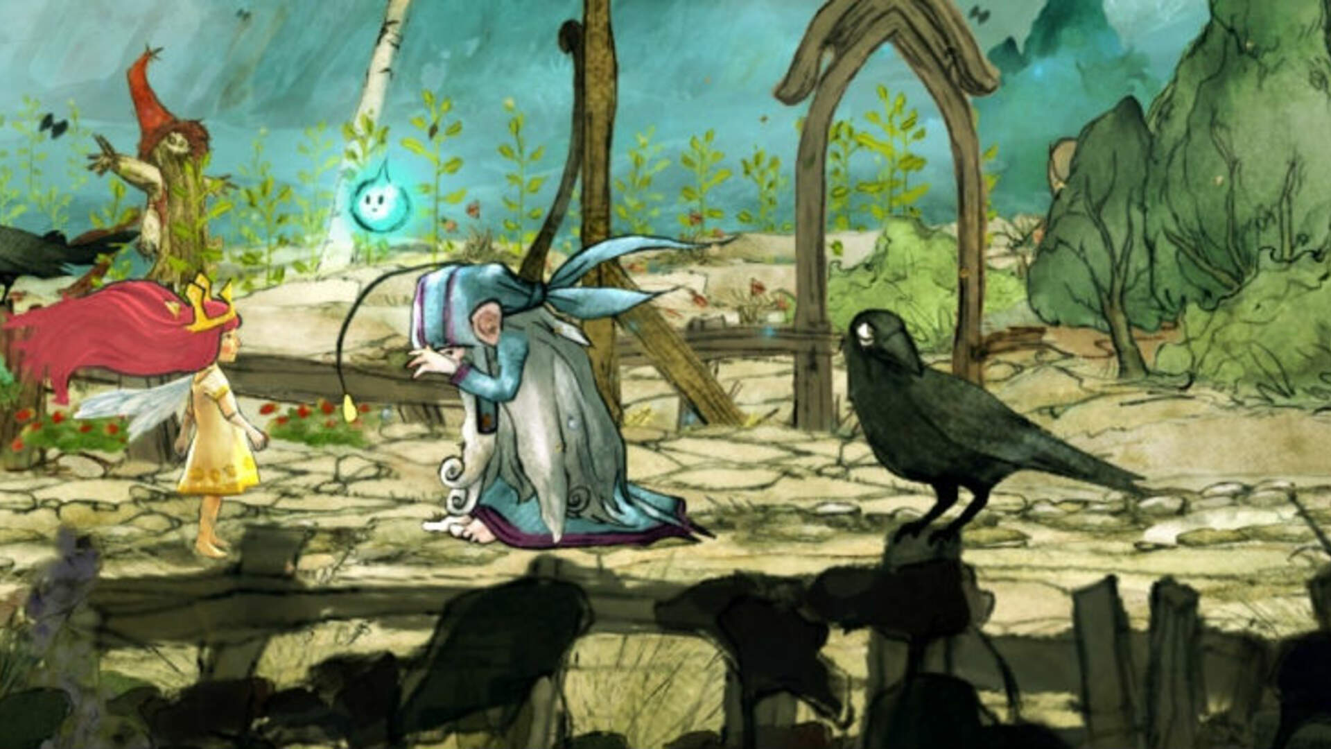 Child of Light Devs Become a Core Team at Ubisoft