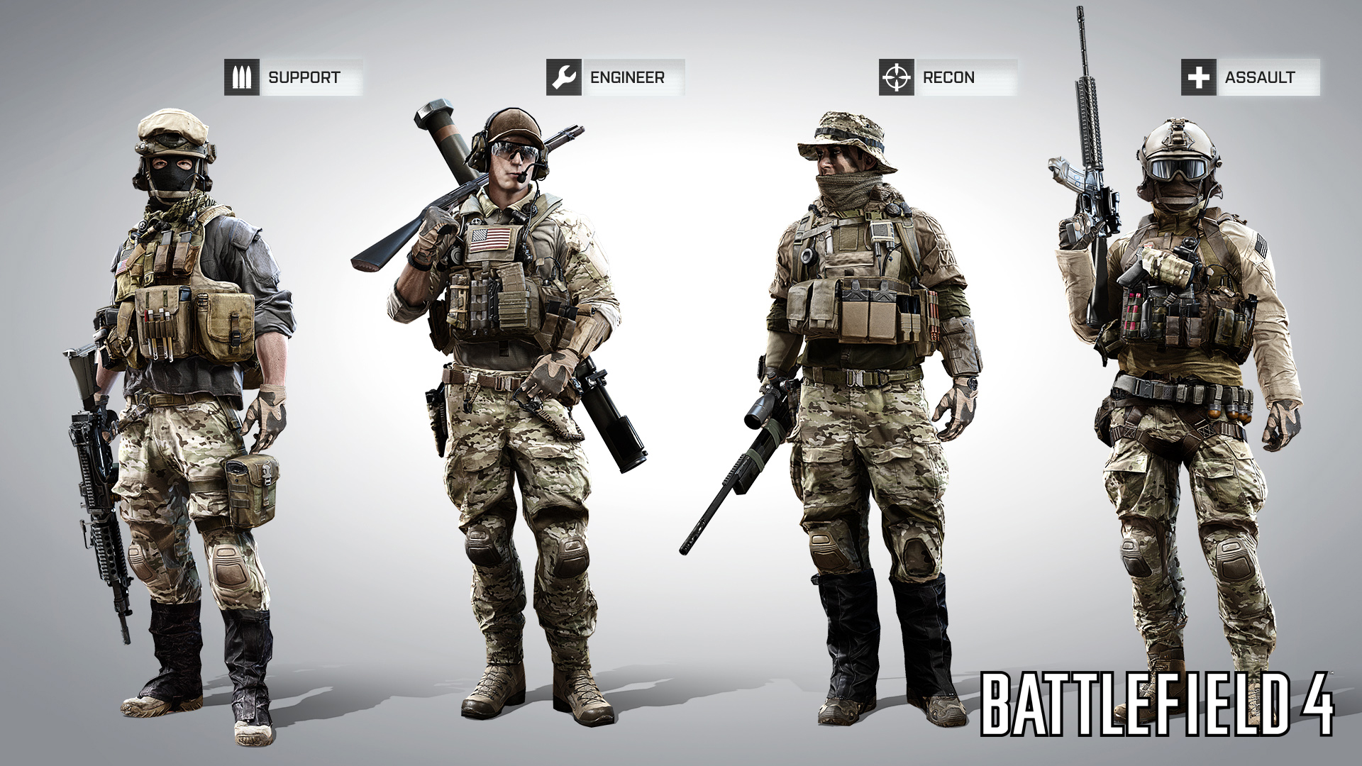 What's the Best Class in Battlefield 4? Beginner's Guide ...