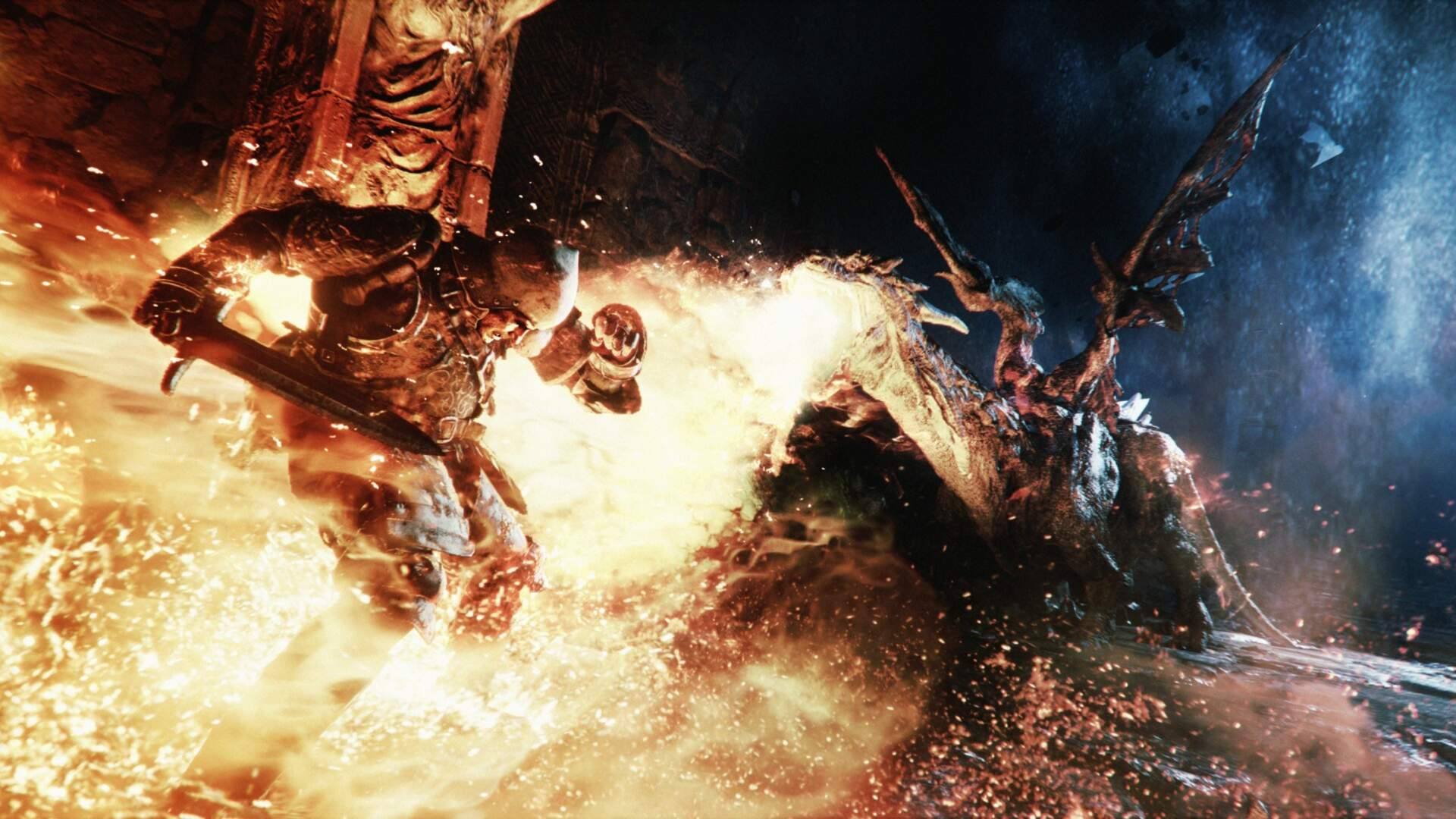Remember Deep Down? So Does Capcom, Apparently