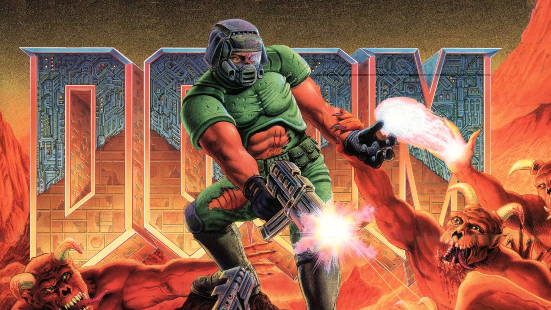 USgamer Celebrates 20 Years of Doom