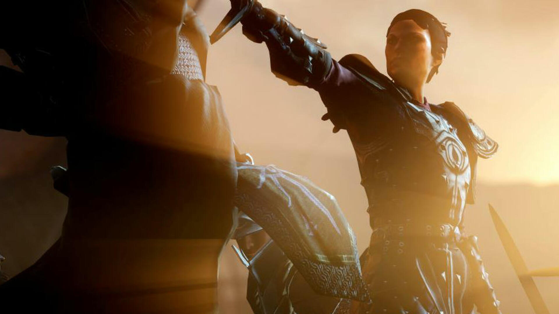 Dragon Age: Inquisition Review-in-Progress: Bob and Kat Enter the Breach