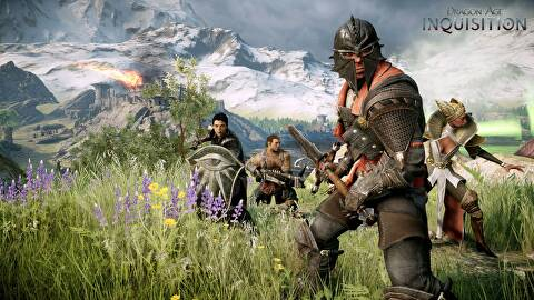 dragon age inquisition the search for the hack writer