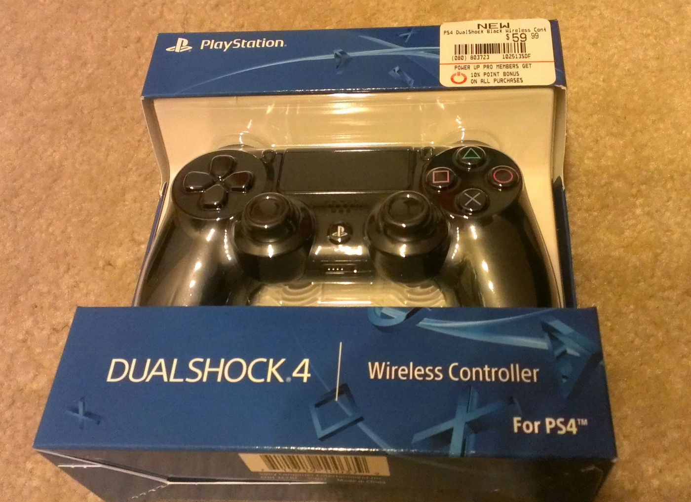 Just How Good Is The Dualshock 4 Hands On With New Ps4 Ds4 Dual Shock Light Blue Model Controller Usgamer