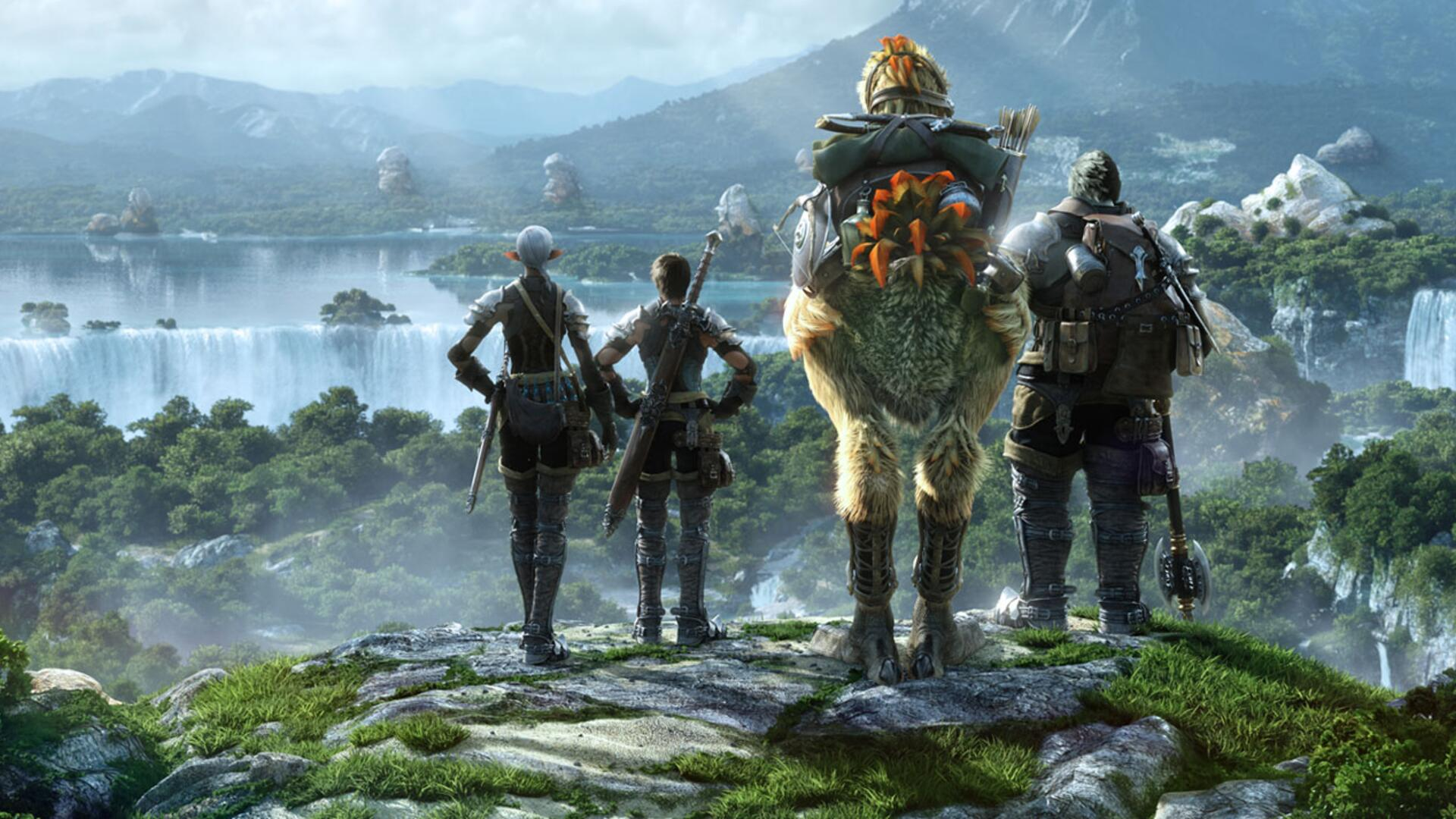 Final Fantasy XIV's First Expansion Will Be as Big as the Base Game