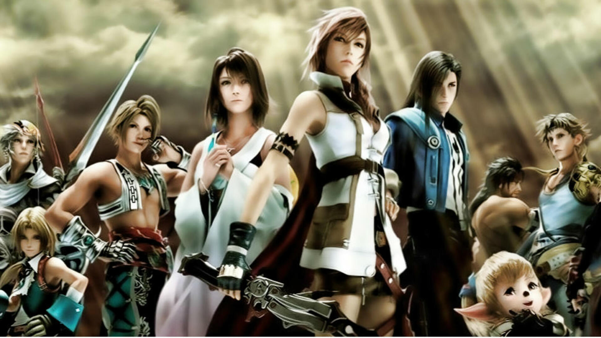 Who Would You Put in Charge of Final Fantasy?