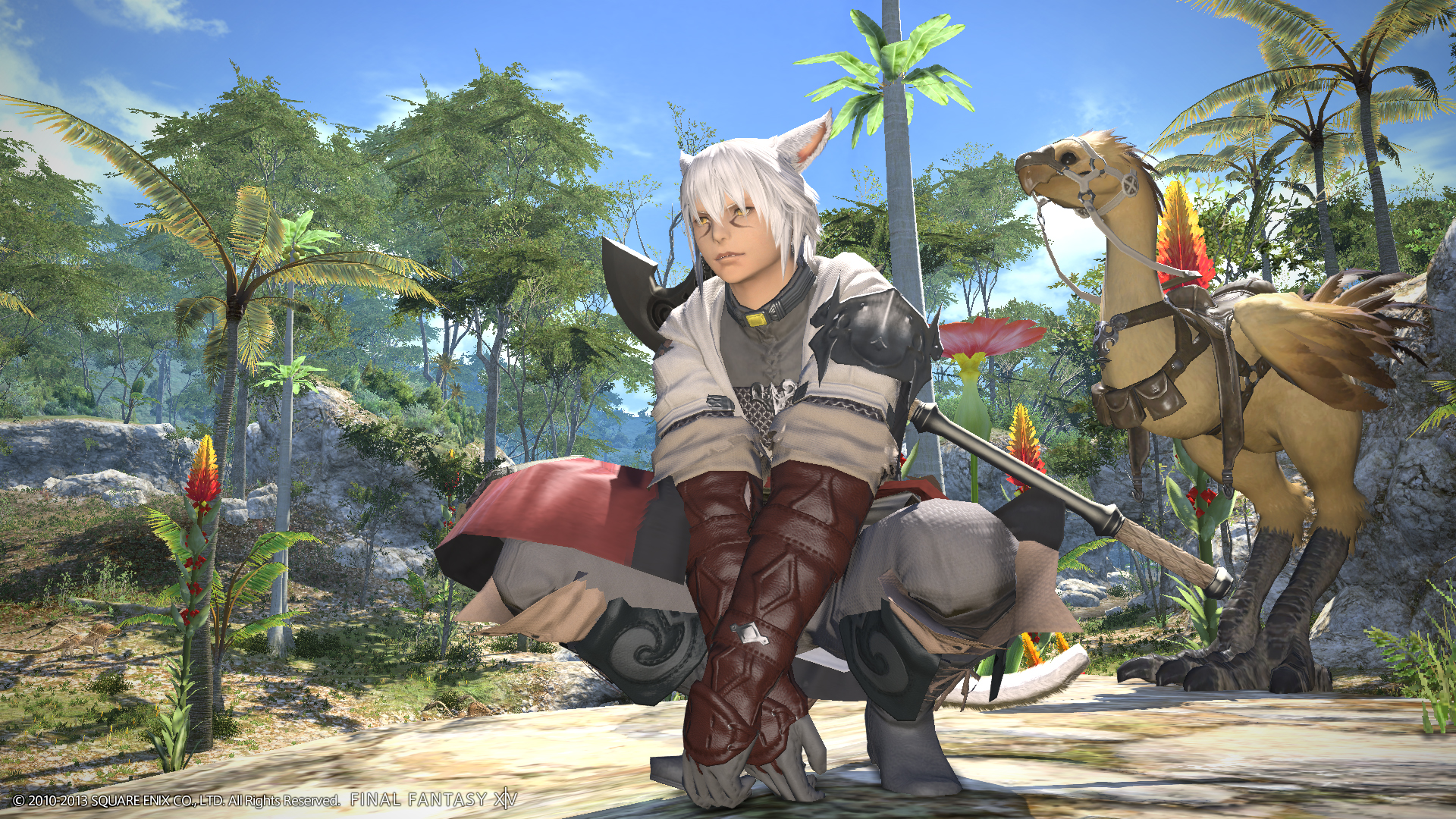 Final Fantasy XIV Open Beta and Early Access Announced | USgamer