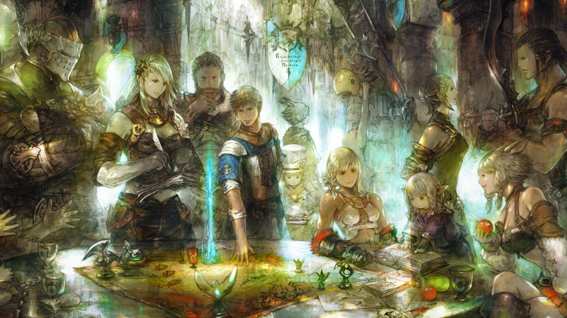 Spectacular FFXIV Trailer Shows What's Next for A Realm Reborn