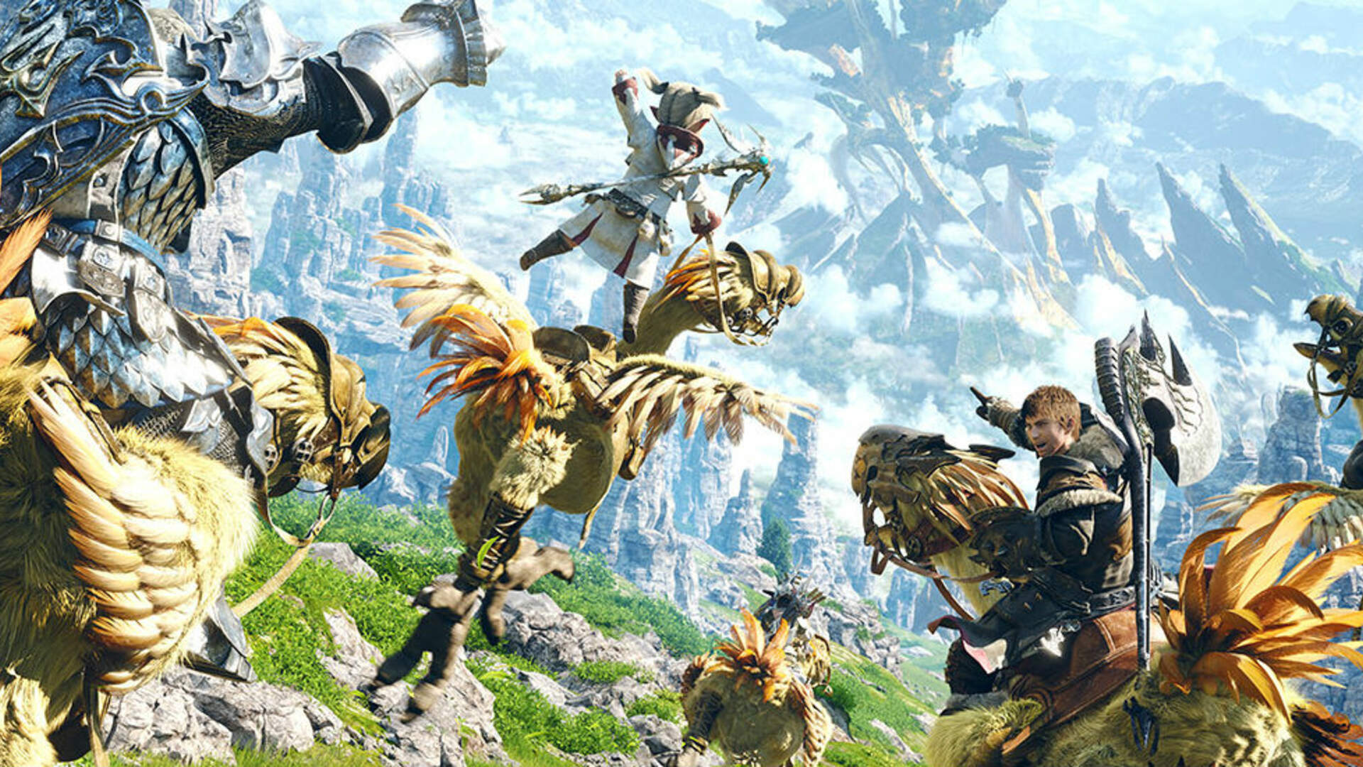 "Final Fantasy XIV's Yoshida: PVP Creates a ""Real, Living Economy"""
