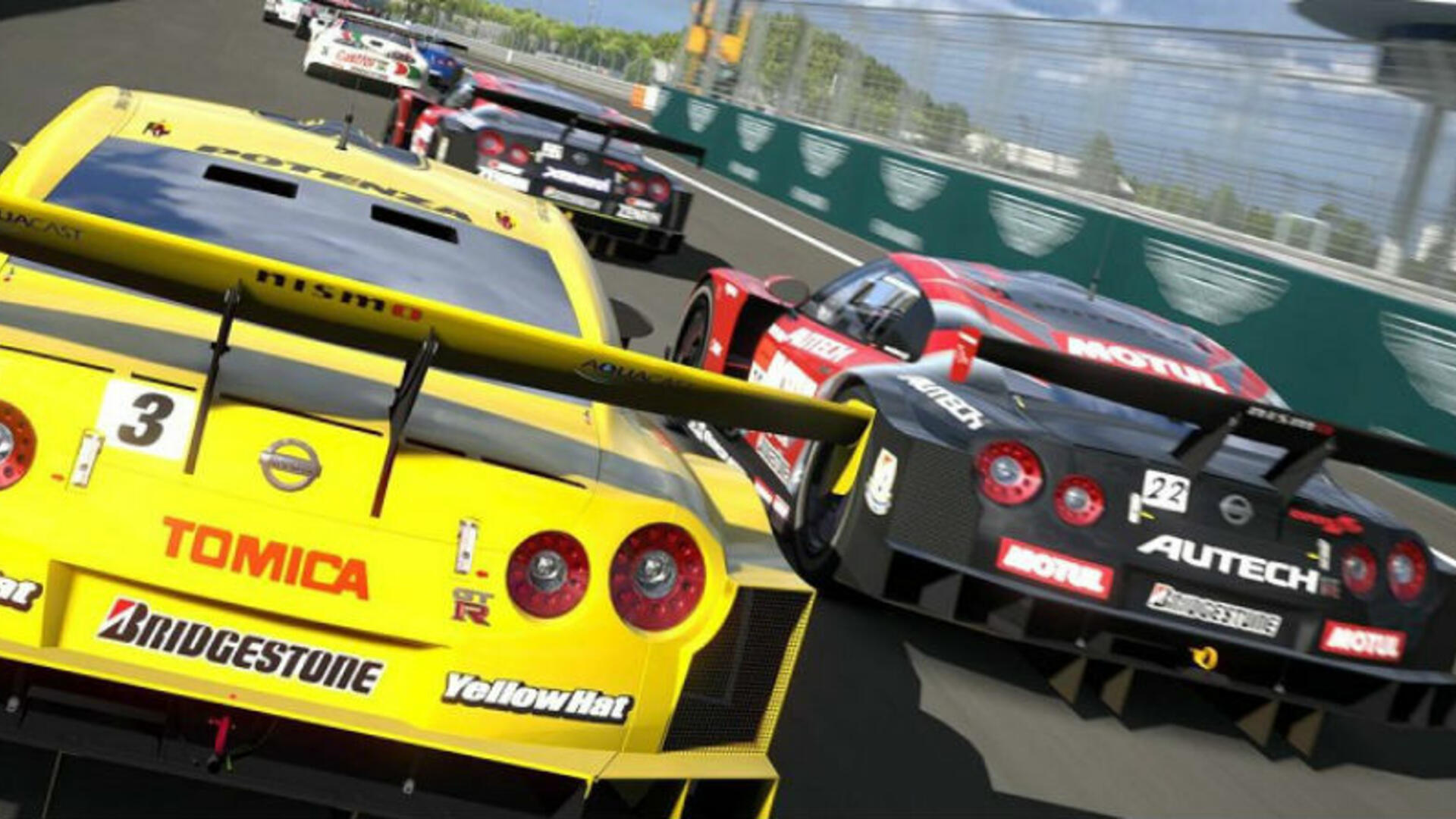 Shooting Cars: The Art of Gran Turismo 6 Photography