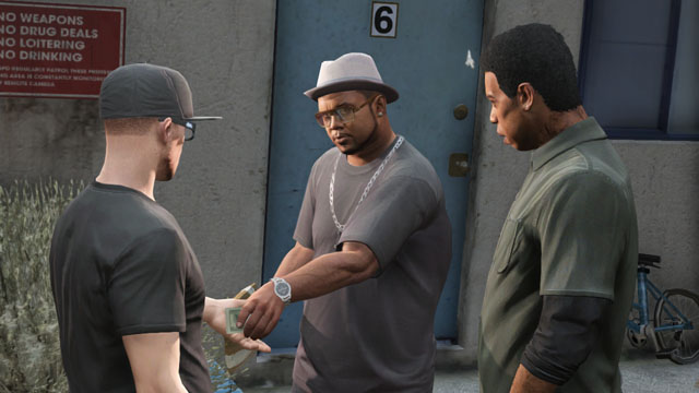 Gta online guide how to play easy money tips build rep fast usgamer to get the most out of gta 5 you need friends to work with take the initiative and invite people to join you most of the time people are happier to work voltagebd Image collections