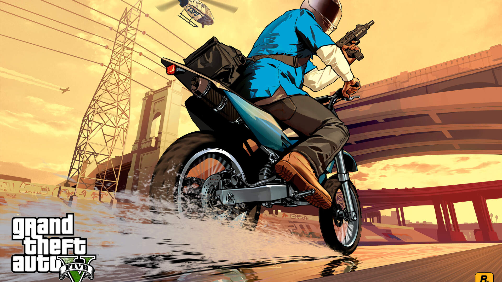 Grand Theft Auto Online is Live... Ish