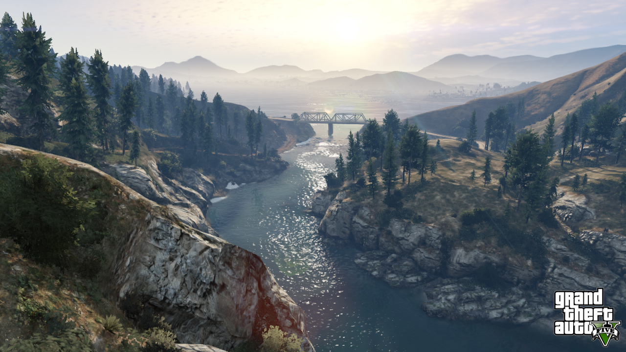 GTA V  Love the Game  The Characters? Not so Much  | USgamer