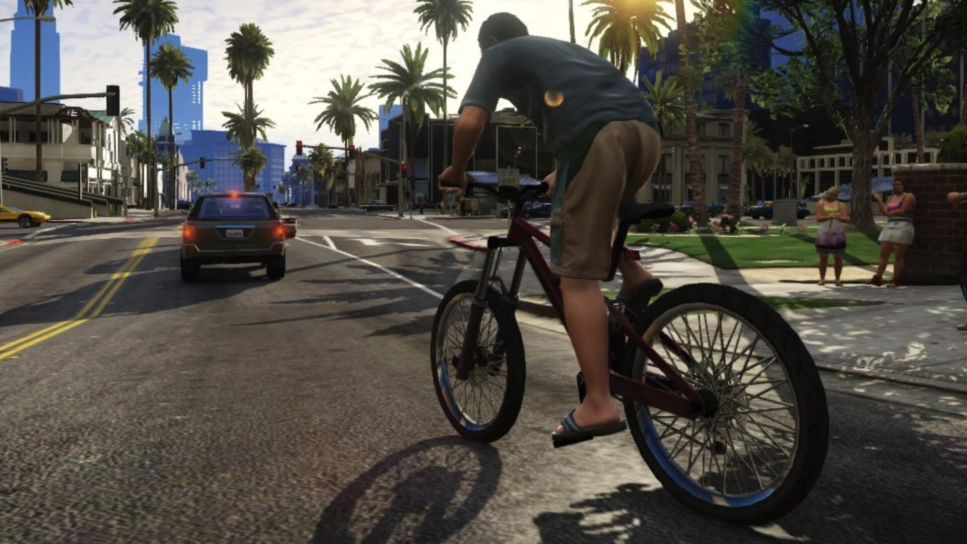 GTA Online's Content Creator Leaked in New Videos