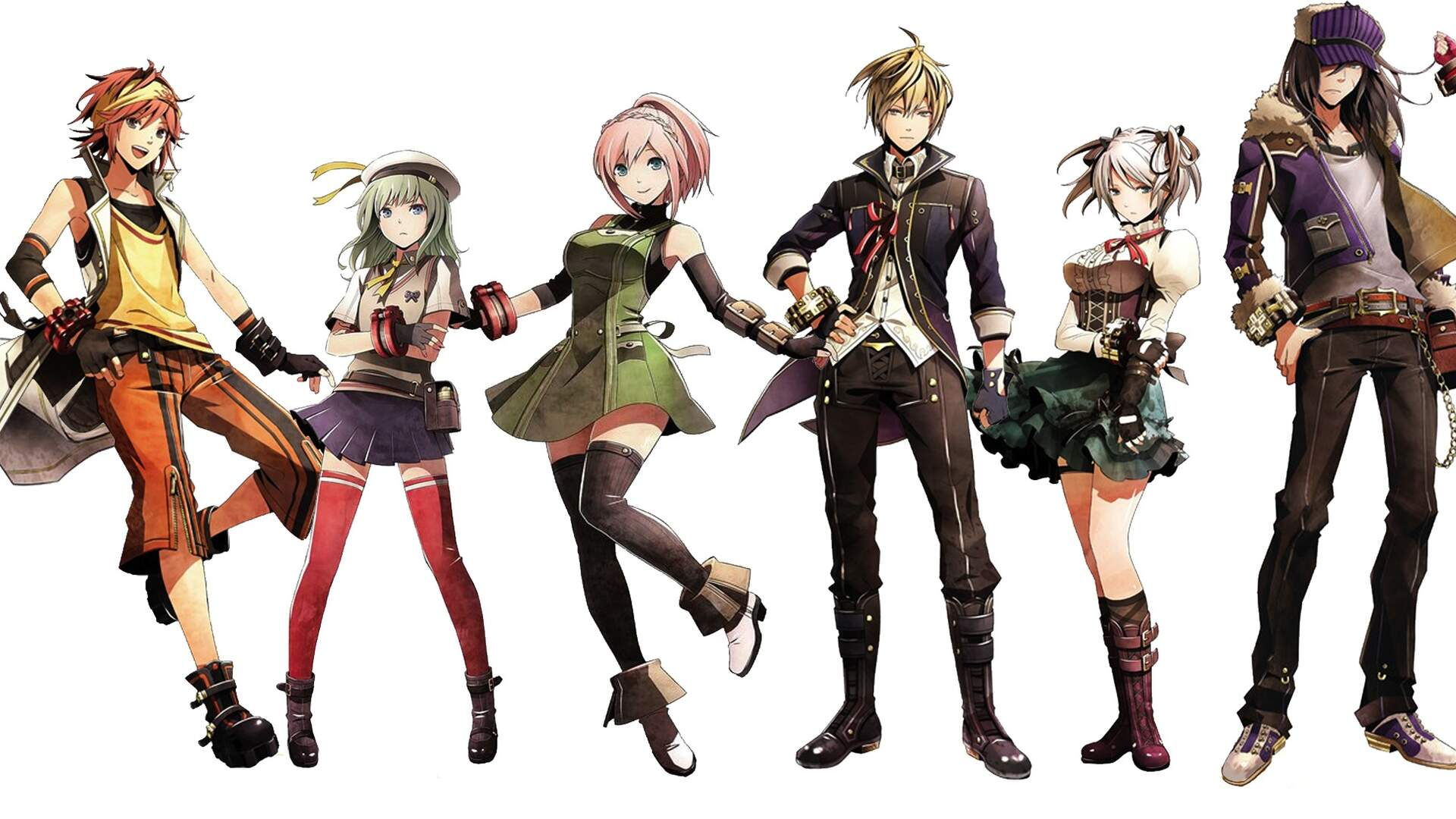 TGS: God Eater 2 is Like One of My Japanese Animes (Also, Like Monster Hunter)