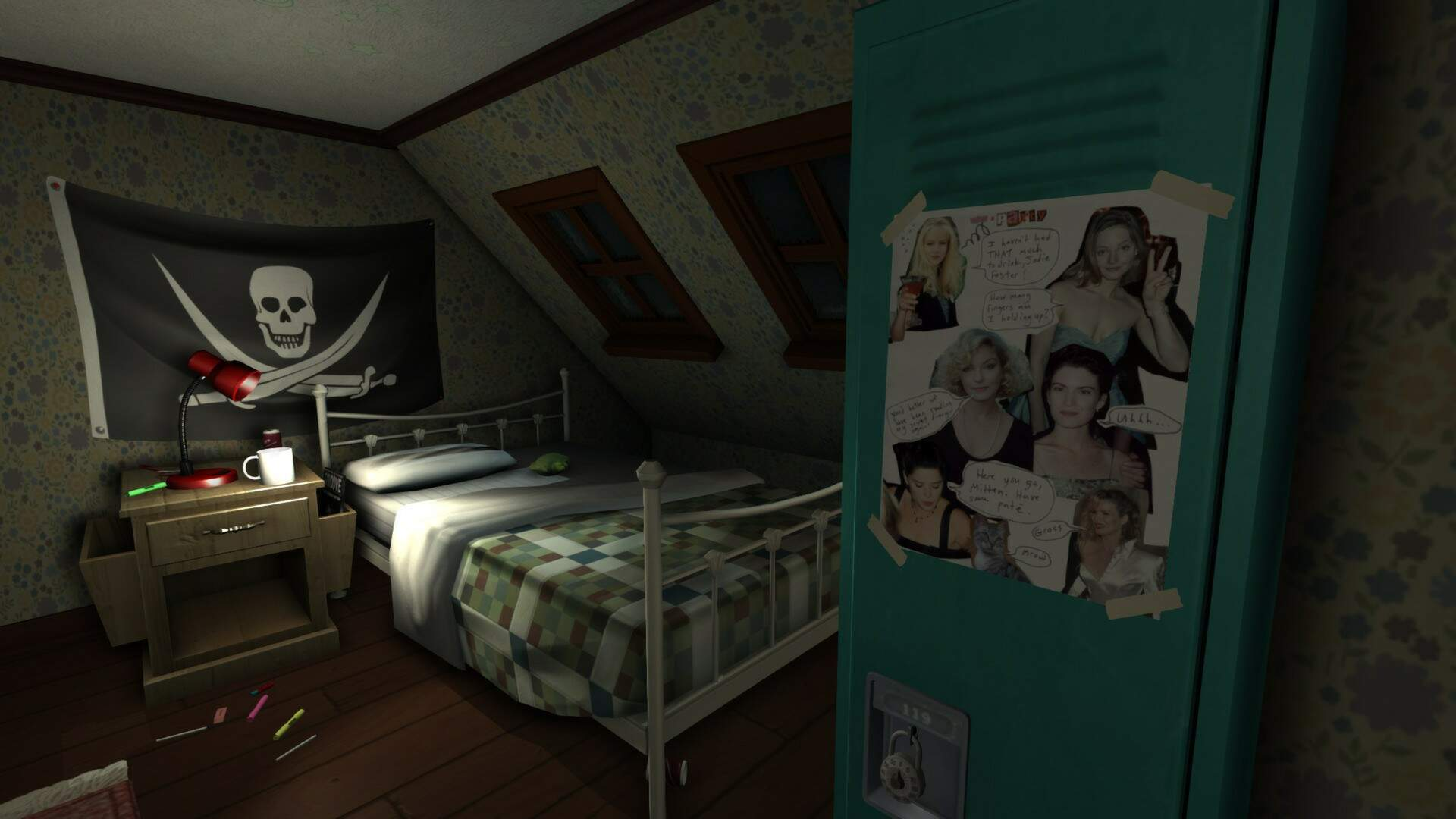 Gone Home on Switch Has a Very Cool SNES Easter Egg