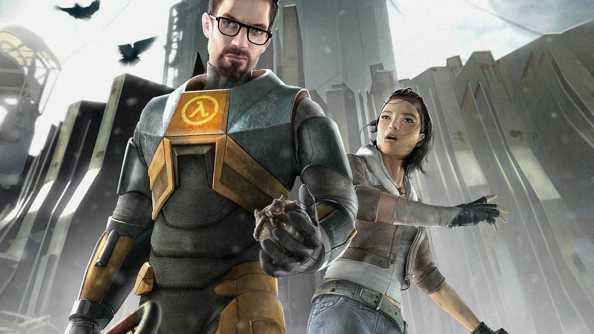 Half-Life 2 Celebrates its 15th Anniversary Today. Here's Why its Rushed Ending is Now its Biggest Strength