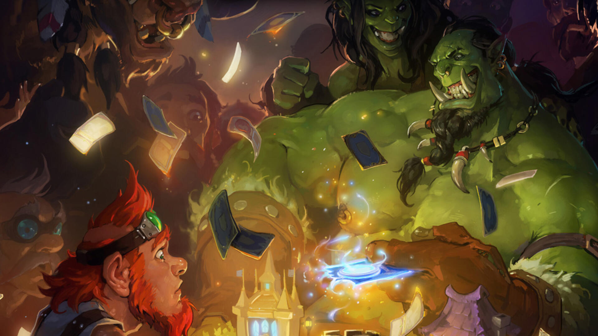 Overwatch and Hearthstone Getting Built-In Facebook Live Streaming