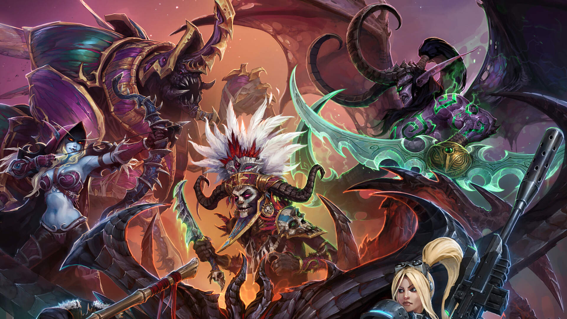 Tuesday Stream: Let's Play Some Heroes of the Storm