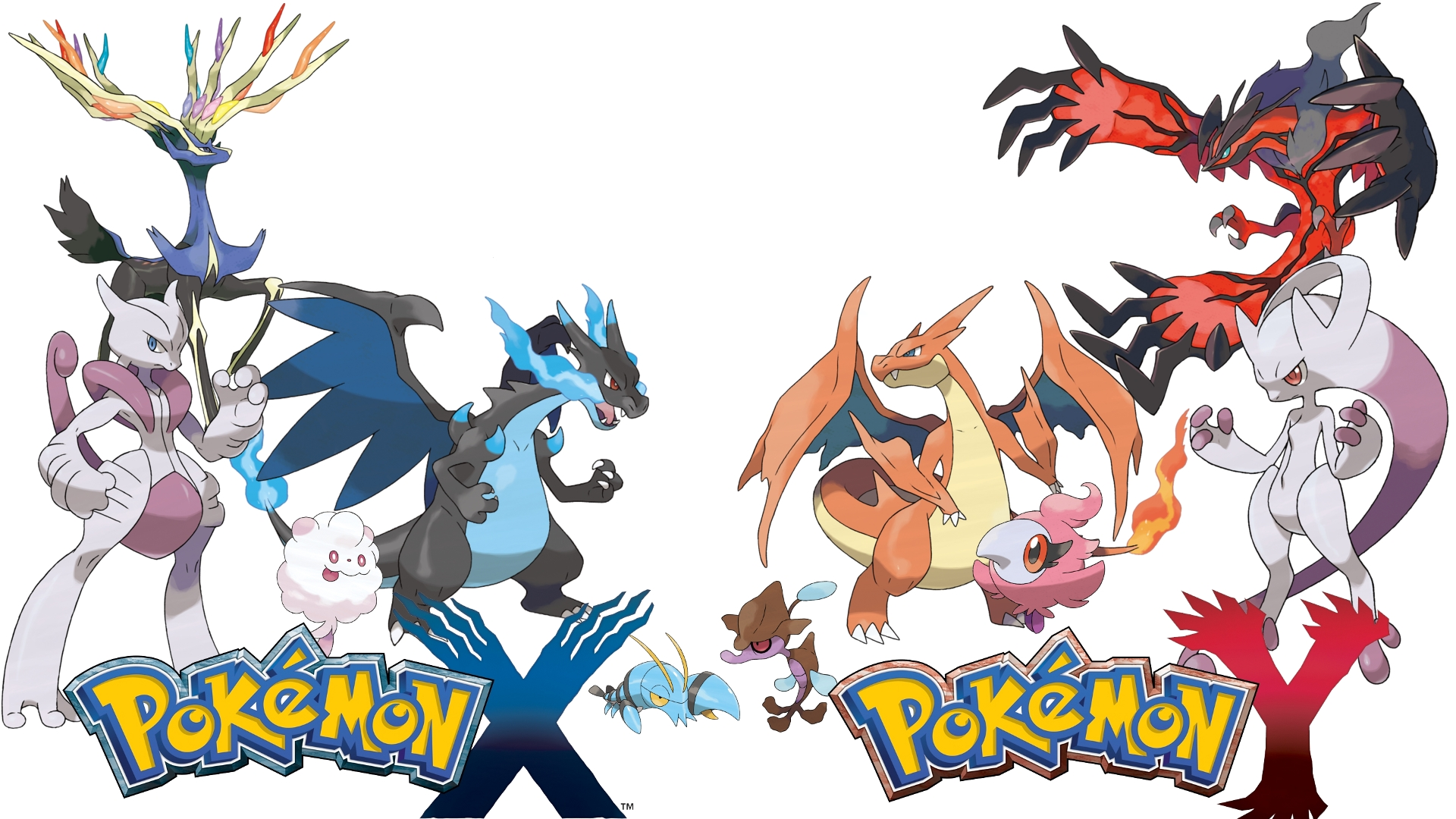 Pokemon x and y guide which game to buy beginners tips - Pokemon mega evolution y ...