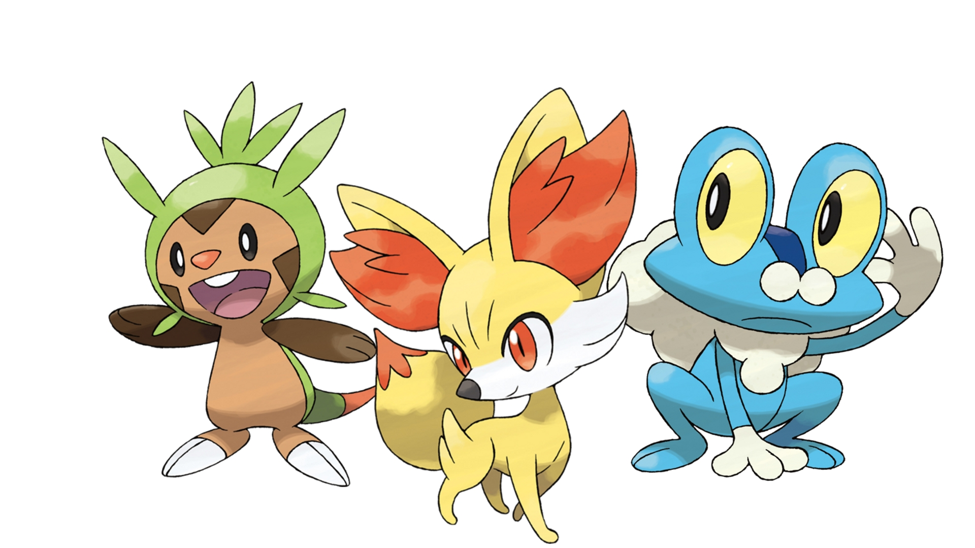 Pokemon X And Y Guide Best Starters Strategies What To Do Where To Go Usgamer