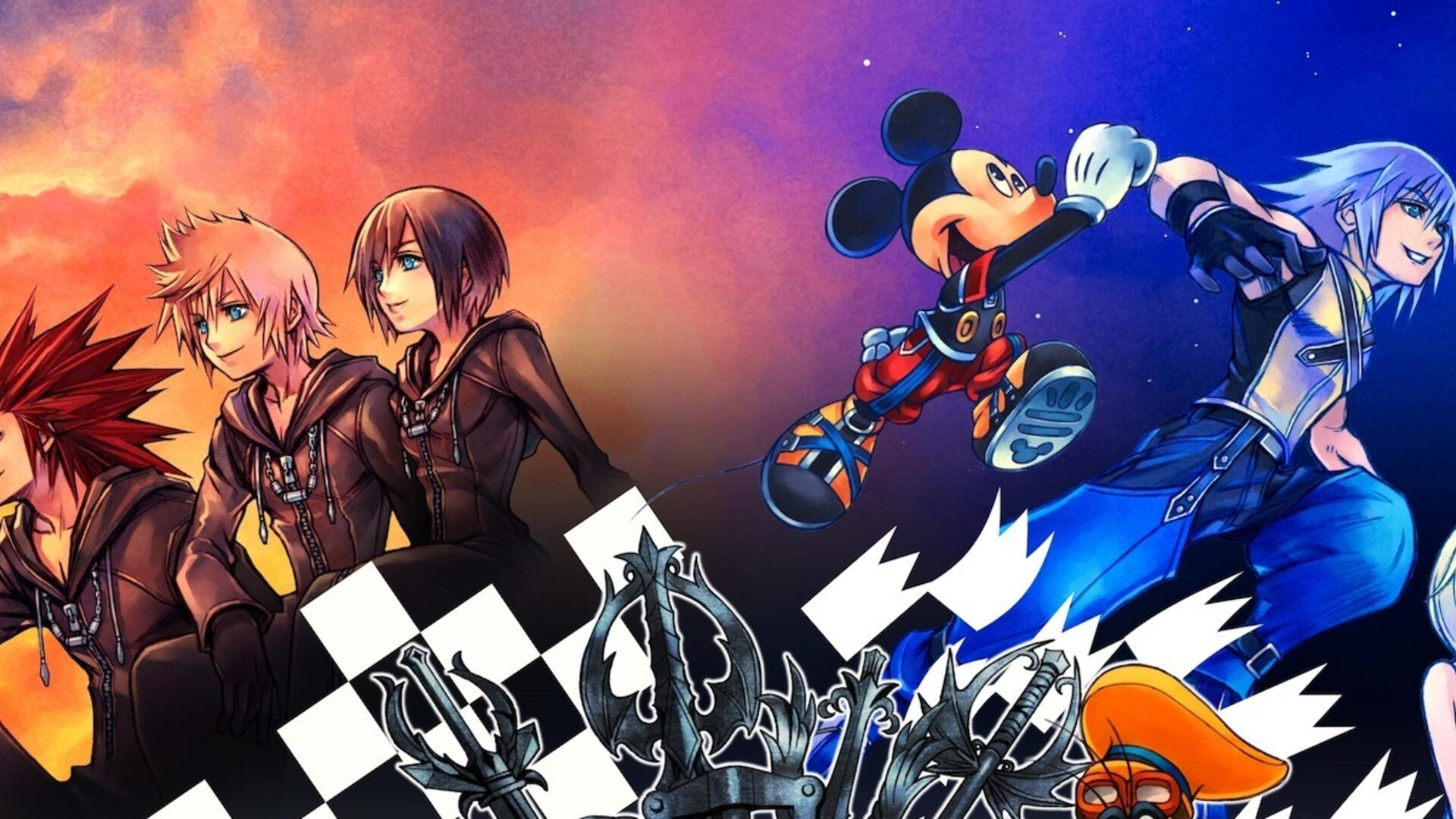 Kingdom Hearts 1.5 ReMIX Review