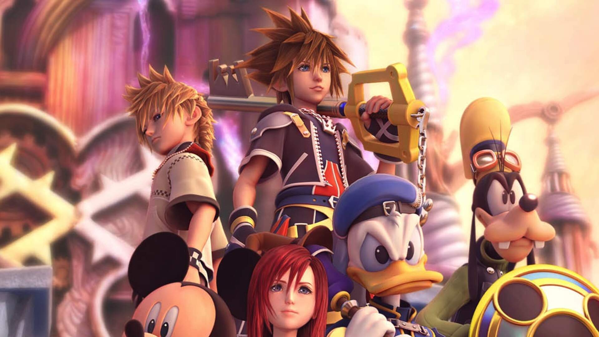 Kingdom Hearts HD 2.5 ReMIX Coming to PS3 in 2014