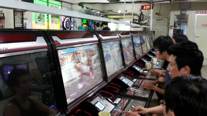 Gambling In South Korea
