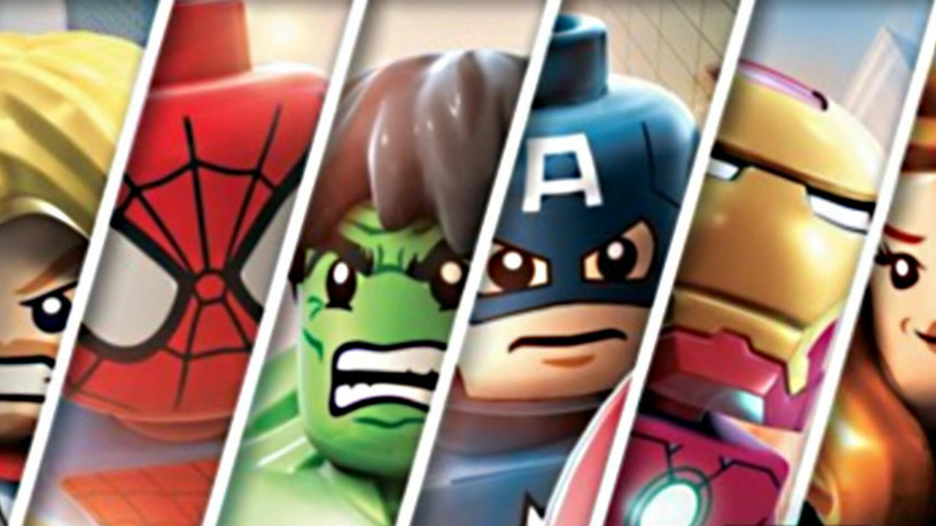 Lego Marvel Superheroes Review: PS4's Best Game for Kids