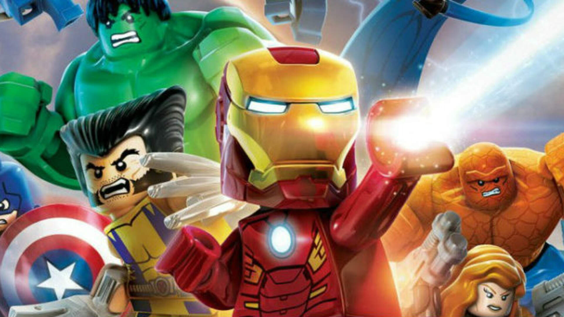 LEGO Marvel Superheroes Cheat Codes and Stud Unlocks