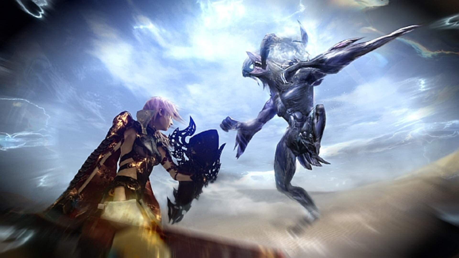 Tgs Lightning Returns Is The Opposite Of Final Fantasy Xiii Usgamer