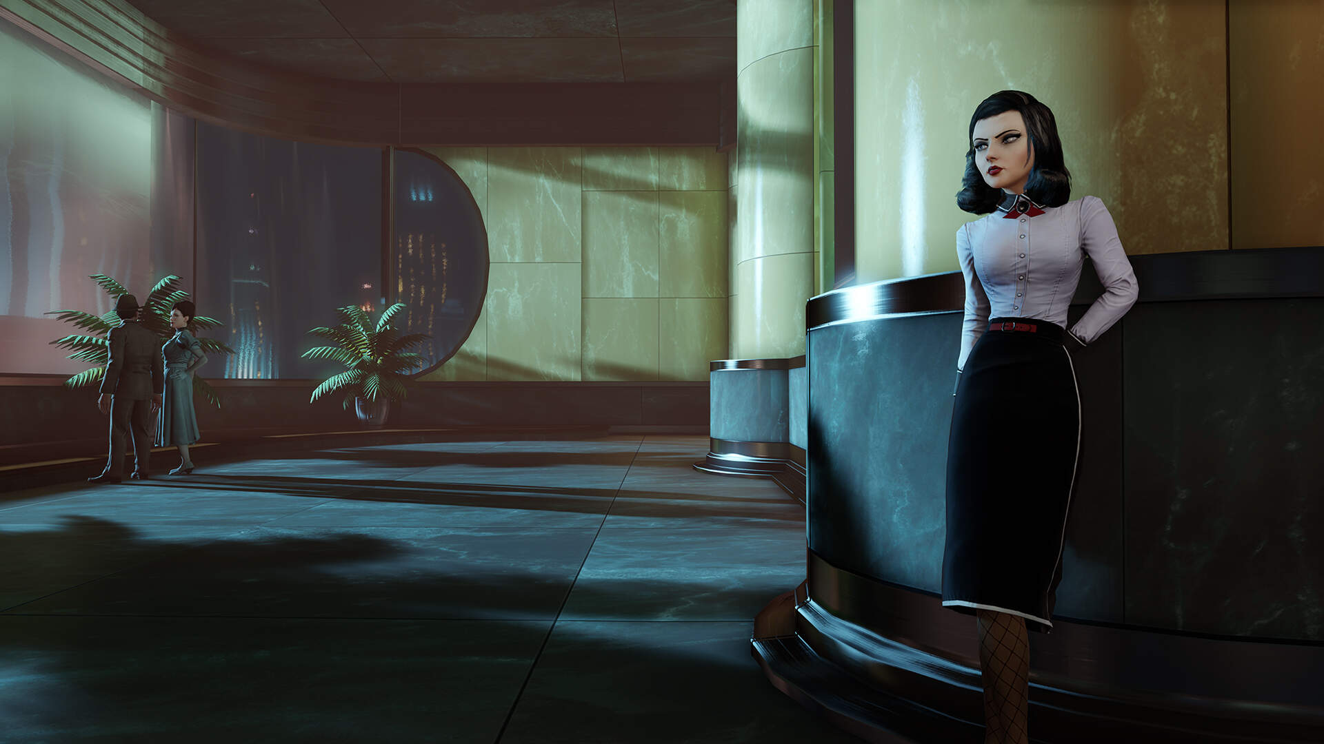 Sink or Swim? BioShock Infinite: Burial at Sea - Episode 1 Review