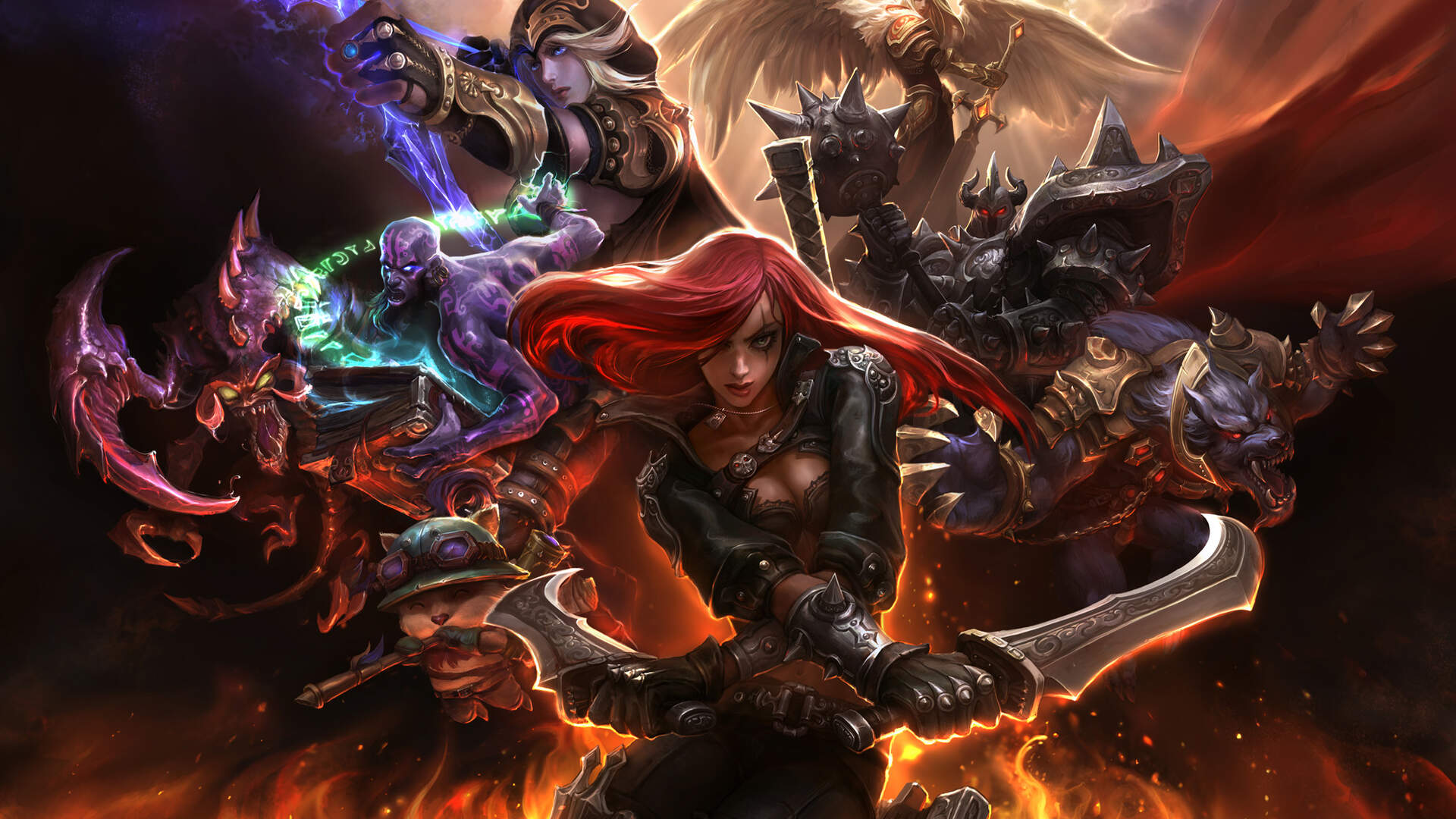League of Legends Match-Rigging Exposed After Pro Player Attempts Suicide