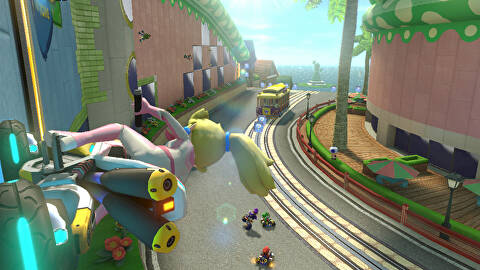 Mario Kart 8 Wii U Review: Where We're Going, We Don't Need