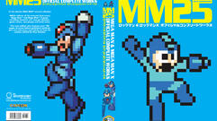 Limited Mega Man Art Book Celebrates 25th Anniversary