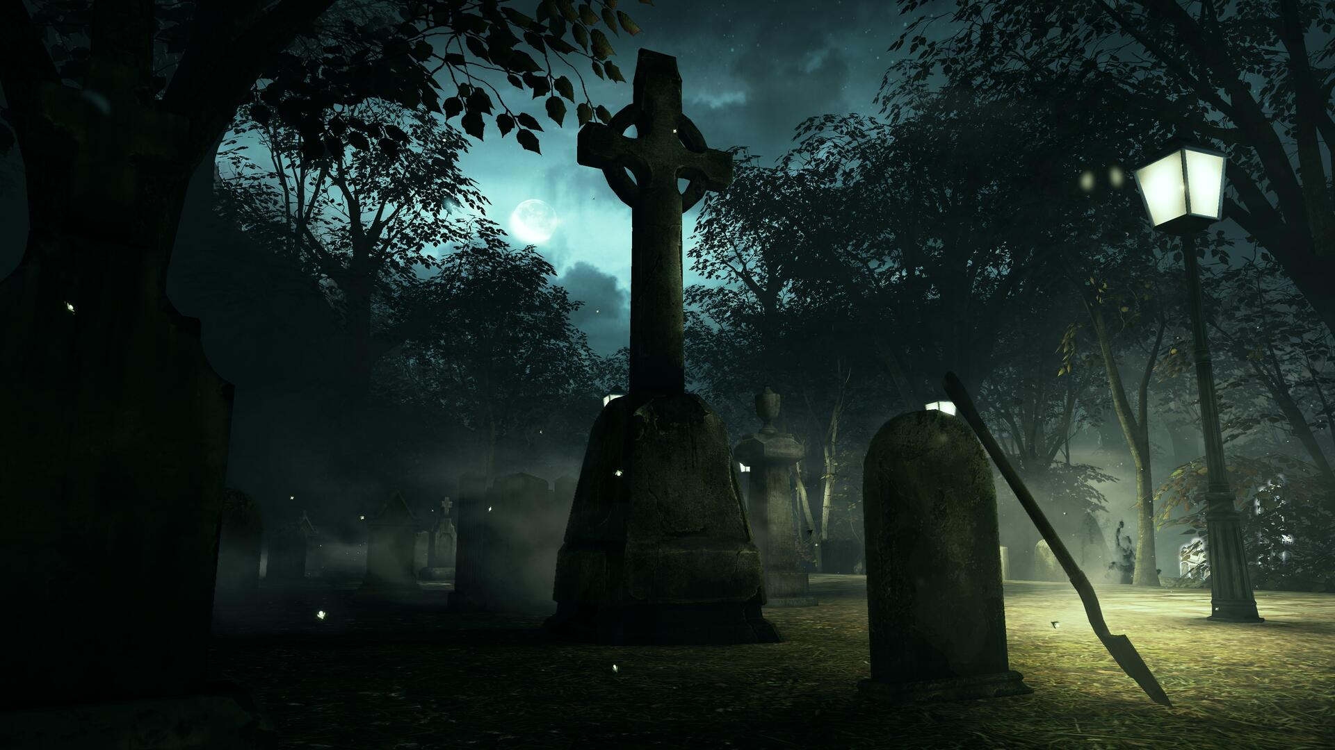 Murdered: Soul Suspect, and How Fun Doesn't Need a Fire Button