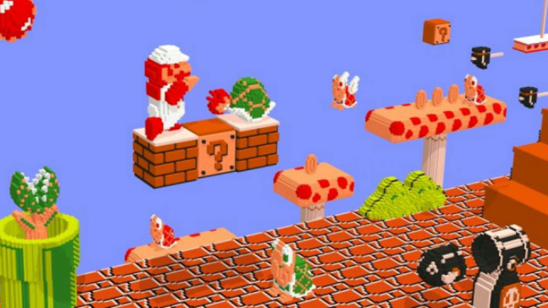 Next Gen Graphics, Part 1: NES, Master System, Genesis, and Super NES