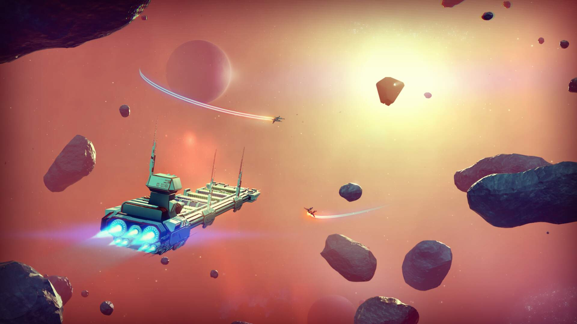 No Man's Sky Guide - How to Find Nada and Polo