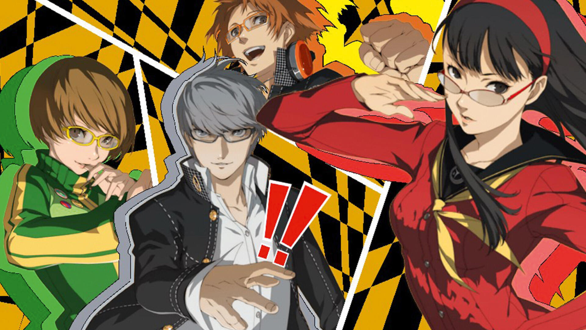 Double Dip: What Halo and Last of Us Can Learn from Persona 4 Golden