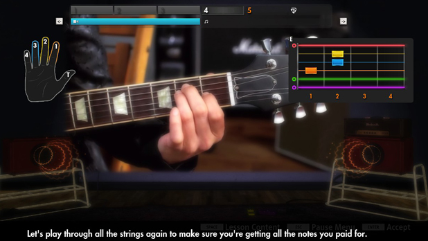 Does Rocksmith 2014 Really Work? PS3 Review | USgamer