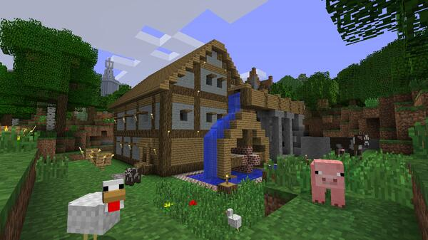 Minecraft Aquatic Update Will be the Last for Older Consoles