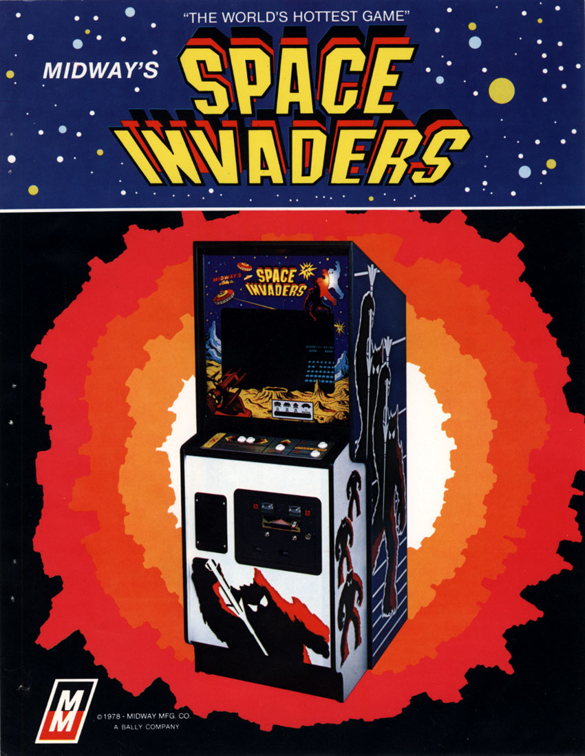 Top 10 highest grossing arcade games of all time usgamer for When was space made